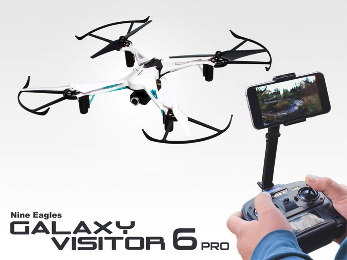 Hubsan X4 Cam Plus Quadcopter
