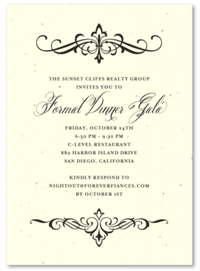 printerpapir til invitationer