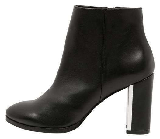 Zign sorte ankelstøvler