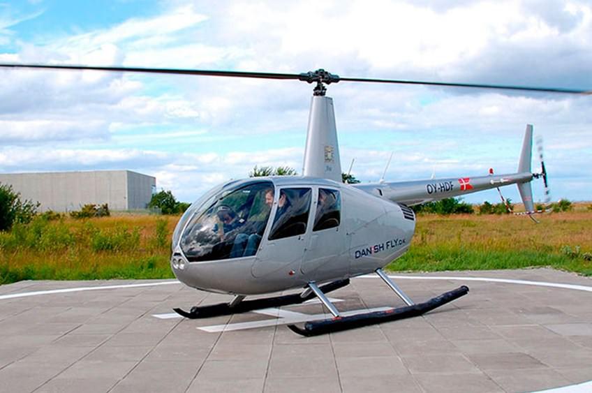 DuGlemmerDetAldrig - helikoptertur